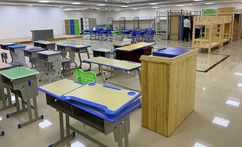 江西课桌椅厂家 - 课桌椅的尺度
